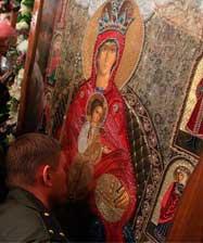 15 марта в Екатеринбурге отметят День обретения иконы Божией Матери «Державная»
