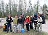 Туристы из клуба «Степ» провели выходные в тренировочном походе