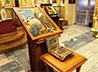 В храм пос. Рефтинский прибыла частица мощей св. праведного Симеона Верхотурского