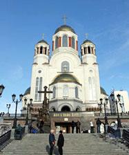 Обращение пресс-службы Екатеринбургской епархии в связи с несанкционированной акцией протеста, прошедшей в ночь с 13 на 14 мая 2019 года на месте, где планируется строительство храма святой Екатерины