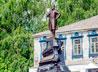 В Кушве восстановили памятник императору Александру III