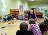 Очередную встречу в литературной гостиной посвятили домашним питомцам