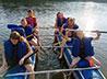 Участники молодежного братства «Феникс» отправились в путешествие по Чусовой