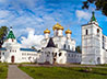 Тагильчане вернулись из многодневного паломничества по Золотому кольцу России