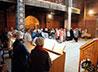 В строящемся храме врача-святителя завершили гидроизоляцию полукупола алтаря