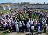 Духовенство Уральского региона широко отметило 25-летие обретения мощей прп. Далмата Исетского