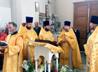 Престольный праздник встретил режевской храм в честь рождества святителя Николая