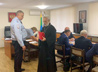 Митрополит Кирилл поздравил городское Управление МВД с Днем его образования