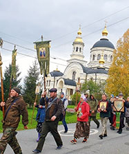 Традиционный Симеоновский крестный ход до Верхотурья пройдет в Екатеринбургской митрополии
