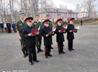Юные новобранцы кадетской школы г. Серова приняли присягу