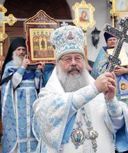 Митрополит Кирилл совершил праздничную Божественную литургию в Свято-Покровском Верхотурском женском монастыре