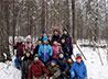 В Покровском храме п. Горный Щит организовали подростковый лагерь