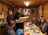 Богородице-Владимирский приход посетили гости из Богдановича