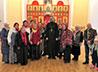 Участники Библейского кружка посетили храм Параскевы Пятницы в селе Кайгородское
