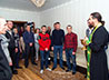 Жителей «Социальной гостиницы» поддержали в Успенском соборе