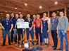 Военнослужащие и сотрудники силовых структур приняли участие в турнире «Царский силовой марафон»