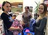 БФ «Синара» «подарил тепло» малышам из детских домов