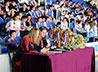 Уральцев приглашают к участию в культурно-образовательном проекте «Свеча России»