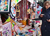 Творческая мастерская храма на Семи Ключах поучаствовала в областной ярмарке