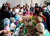 Выставку постных блюд провели в воскресной школе Вознесенского прихода