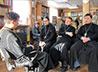 Сотрудники «Колыбели» приняли участие в социальной практике священнослужителей