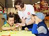 В майском благотворительном фестивале «Дни Белого цветка» поучаствовали особые гости
