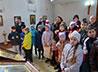 Паломническую поездку по Царскому маршруту совершили ученики Рождественского храма