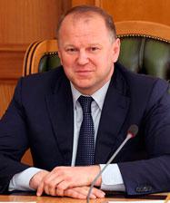 Полпред в УрФО Николай Цуканов поздравил митрополита Кирилла с днем рождения