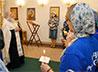 В праздник Вознесения Господня в ЦУКС ГУ МЧС России по Свердловской области был отслужен молебен