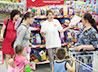Посетители гипермаркета «Сима-Ленд» поддержали сирот, детей-инвалидов и малоимущие семьи