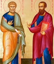 15 июня начался Апостольский, или Петров пост