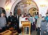 Никольский храм с. Курганово отпраздновал дату своего возрождения