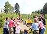 Участники палаточного лагеря «Шишкин лес» храма на Семи Ключах побывали в Староуткинске
