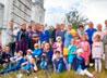 Священническая чета организовала праздник для многодетных семей Североуральска