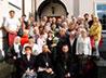 В начале августа студенты Миссионерского института г. Екатеринбурга съездили в Староуткинск к своему духовному куратору