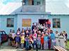 Престольный праздник своего храма жители поселка Рассоха встретили всем миром