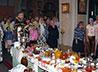 В Успенском соборе на ВИЗе освятили мед нового сбора