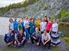 Накануне Успенского поста епархиальный молодежный отдел организовал выход на природу