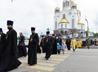Память святых Петра и Февронии жители Екатеринбурга почтили крестным ходом