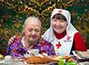 Благотворительная акция «Старость - в радость!» прошла в десяти микрорайонах Екатеринбурга