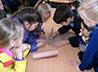 Воспитанники Сретенского храма поучаствовали в квест-походе по святым местам Старопышминска