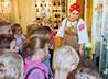 Сотрудники ДПЦ «Древо познания» рассказали дошкольникам Тавды о св. Екатерине