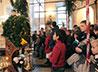 Вместе встретили Рождество ученики воскресной школы храма Всех святых г. Екатеринбурга