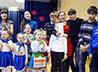 Православная молодежь Нижнего Тагила поздравила детдомовцев с праздником Сретения Господня