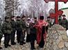 На Светлой седмице в военных частях прозвучали пасхальные молебны