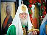 Патриарх Кирилл поздравил главу Екатеринбургской митрополии с днем рождения