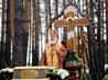 Слово Святейшего Патриарха Кирилла после Литургии в монастыре Новомучеников и исповедников Церкви Русской в Алапаевске