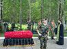 Духовник Православной гимназии принял участие в торжественном перезахоронении советского солдата