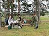 Казаки Исетской линии осуществили военно-полевой выход