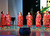 «Бурановские бабушки» поздравили талицкий храм с юбилеем